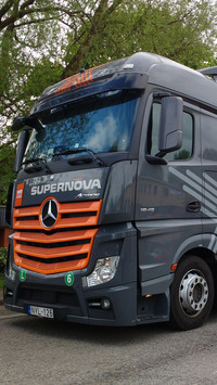 Mercedes-Benz Actros MP4 1845