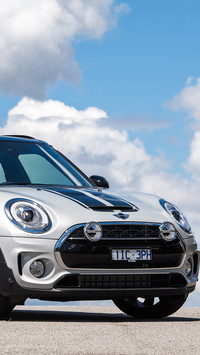 MINI Clubman Masterpiece Edition przodem