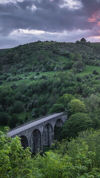 Most Headstone Viaduct w Anglii