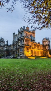 Muzeum Wollaton Hall  w Nottingham