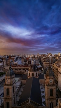Panorama Buenos Aries