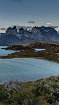 Park Narodowy Torres del Paine w Chile
