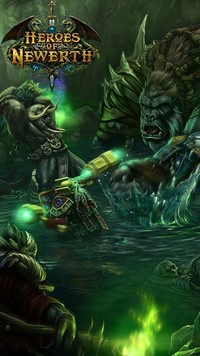 Postacie z gry Heroes of Newerth