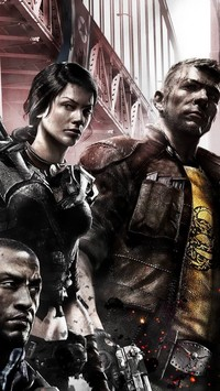 Rianna i Connor Morgan z gry Homefront