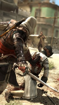 Scena z gry Assassins Creed 4 Black Flag