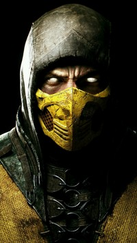 Scorpion z Mortal Kombat 10
