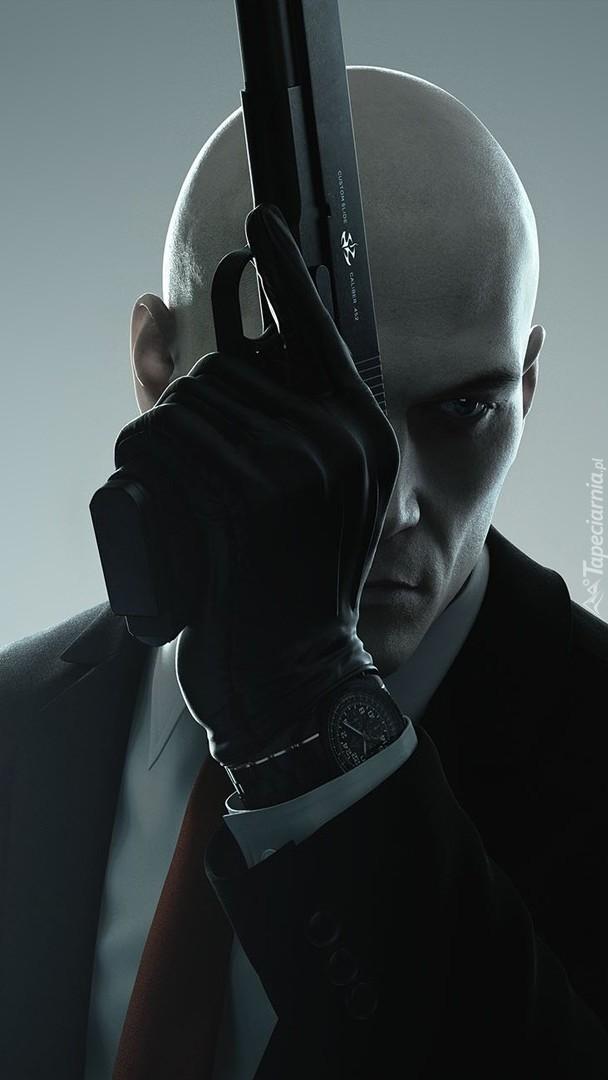Agent z pistoletem