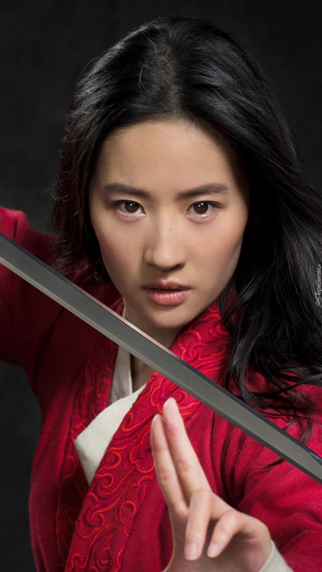 Aktorka Liu Yifei