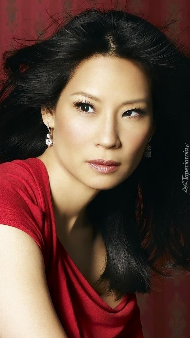 Aktorka Lucy Liu