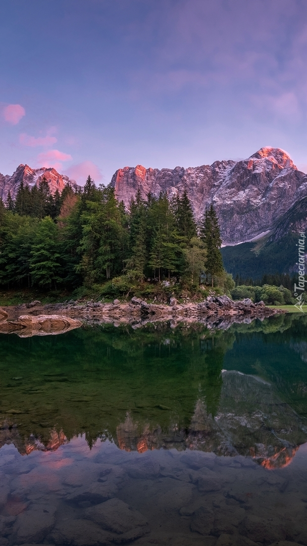 Alpy Julijskie i jezioro Fusine