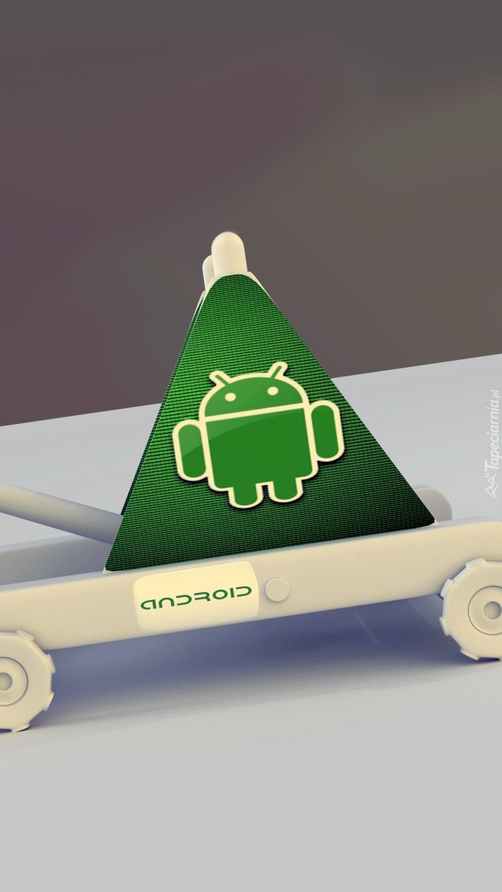 Android na wózku