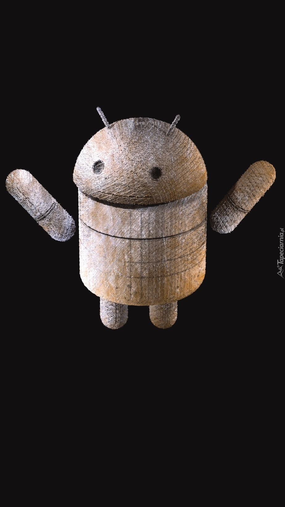 Android z drewna