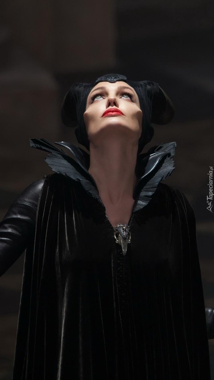 Angelina Jolie w roli czarownicy