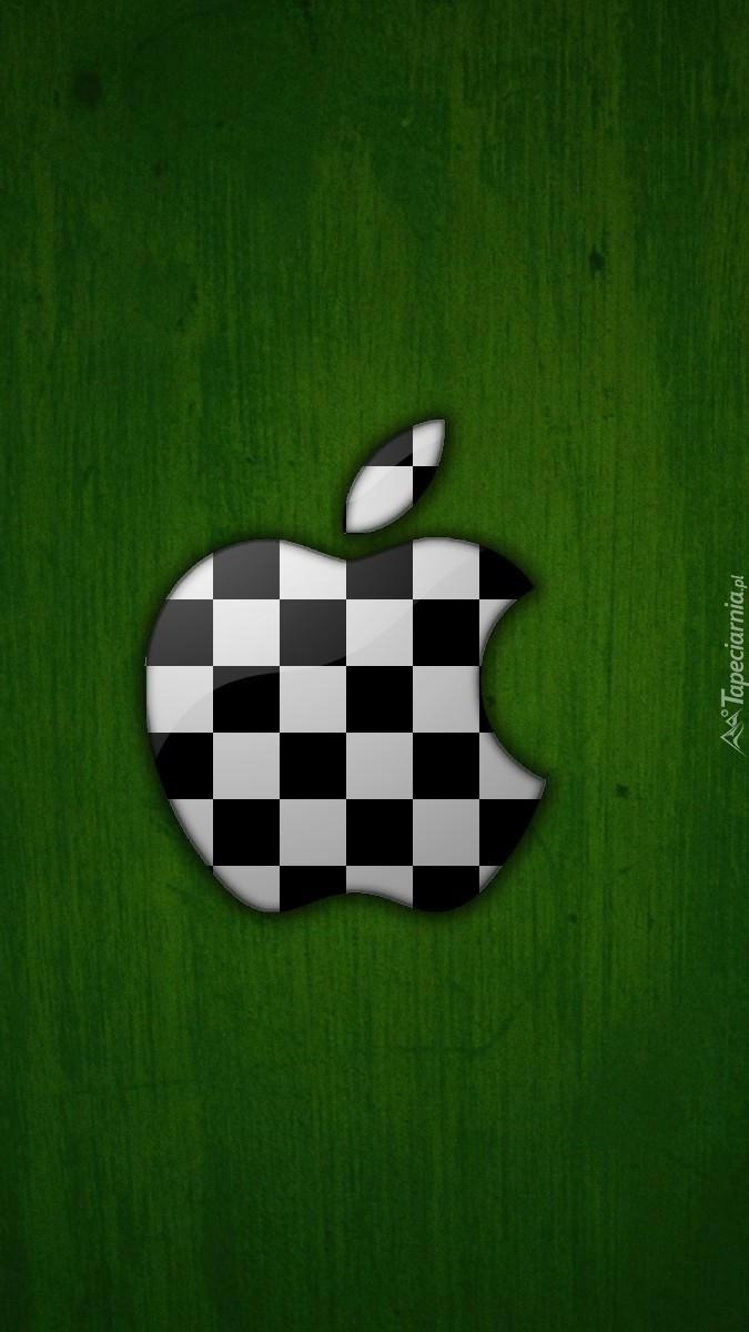 Apple w kratkę