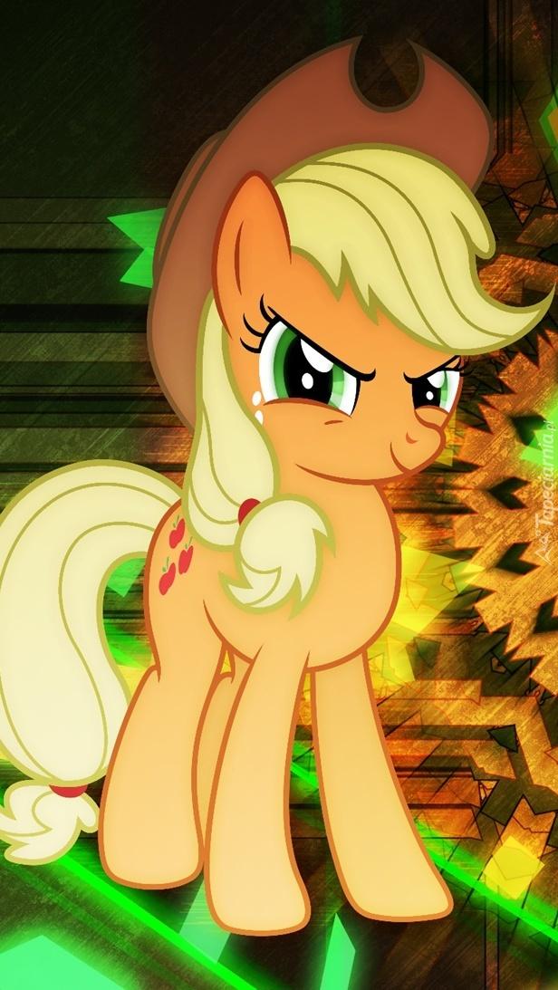 Applejack z serialu My Little Pony