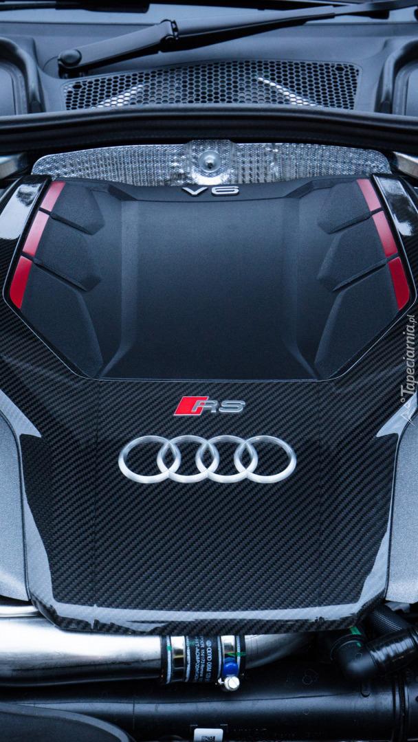 Audi RS z silnikiem V6