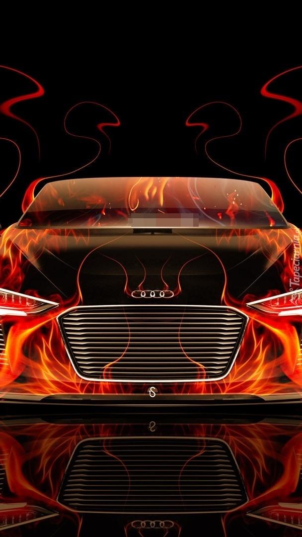 Audi w grafice