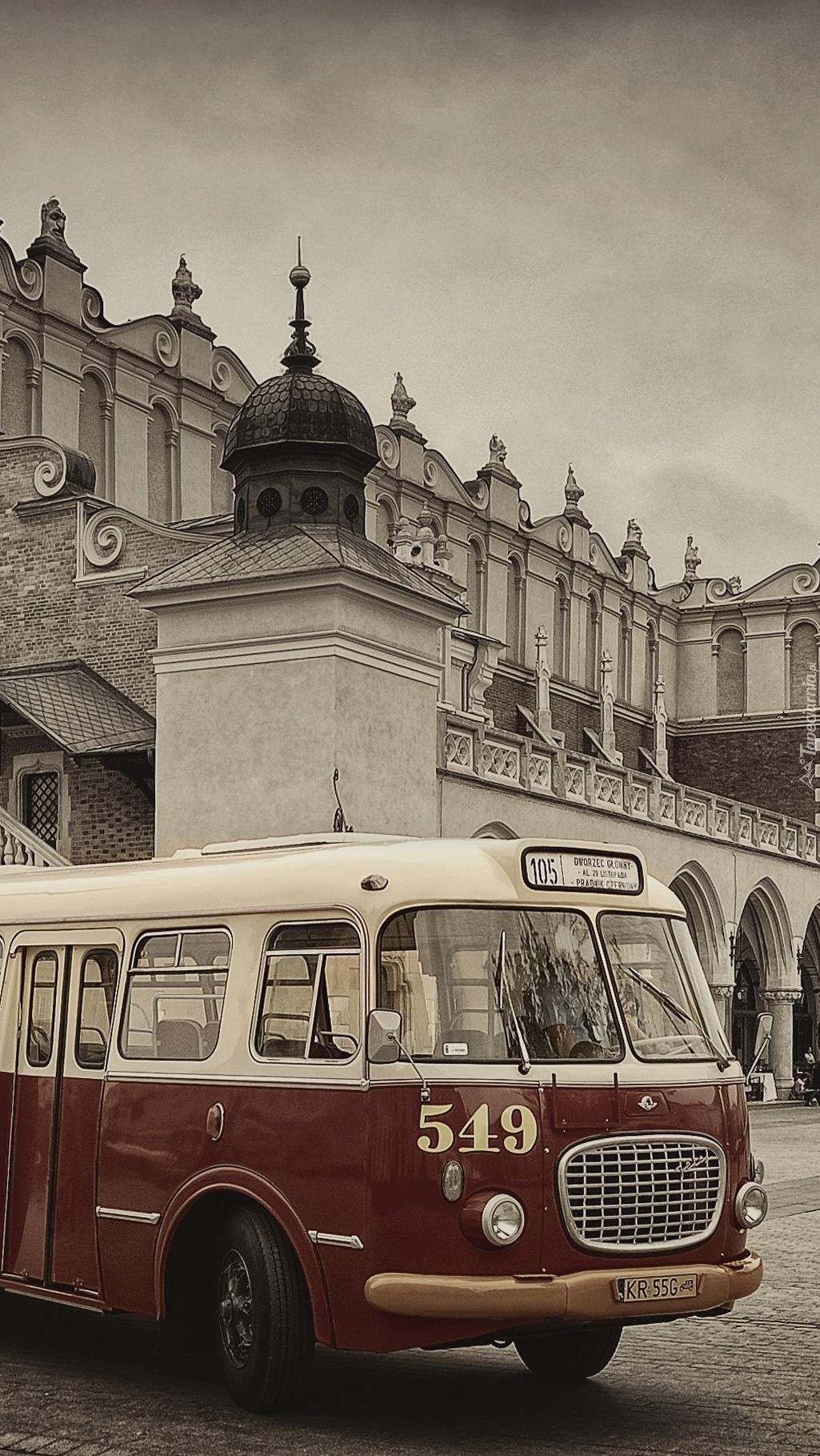 Autobus Jelcz