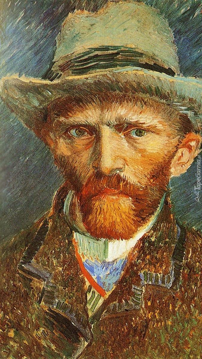 Autoportret Vincenta Van Gogha