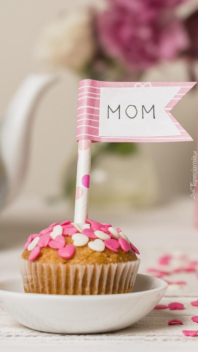Babeczka na Dzień Matki