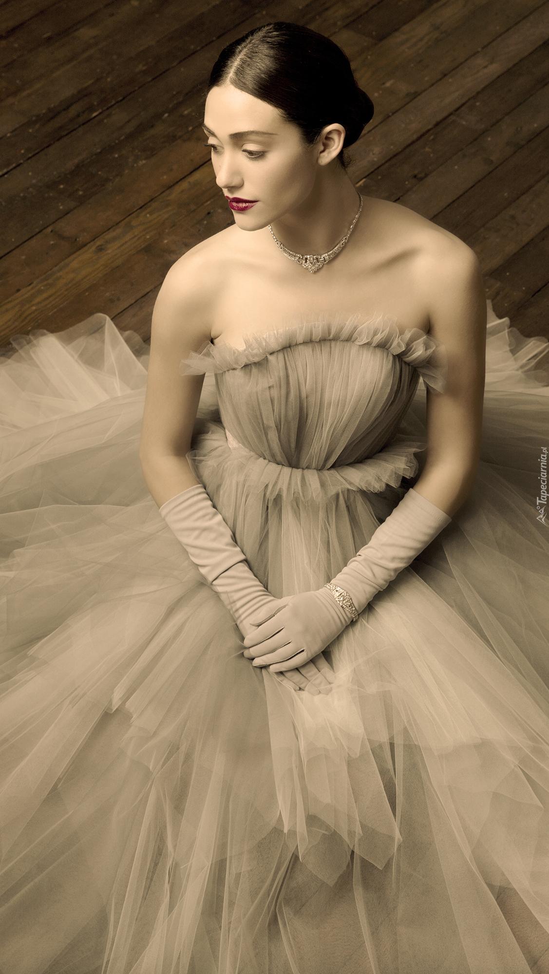 Baletnica Emmy Rossum