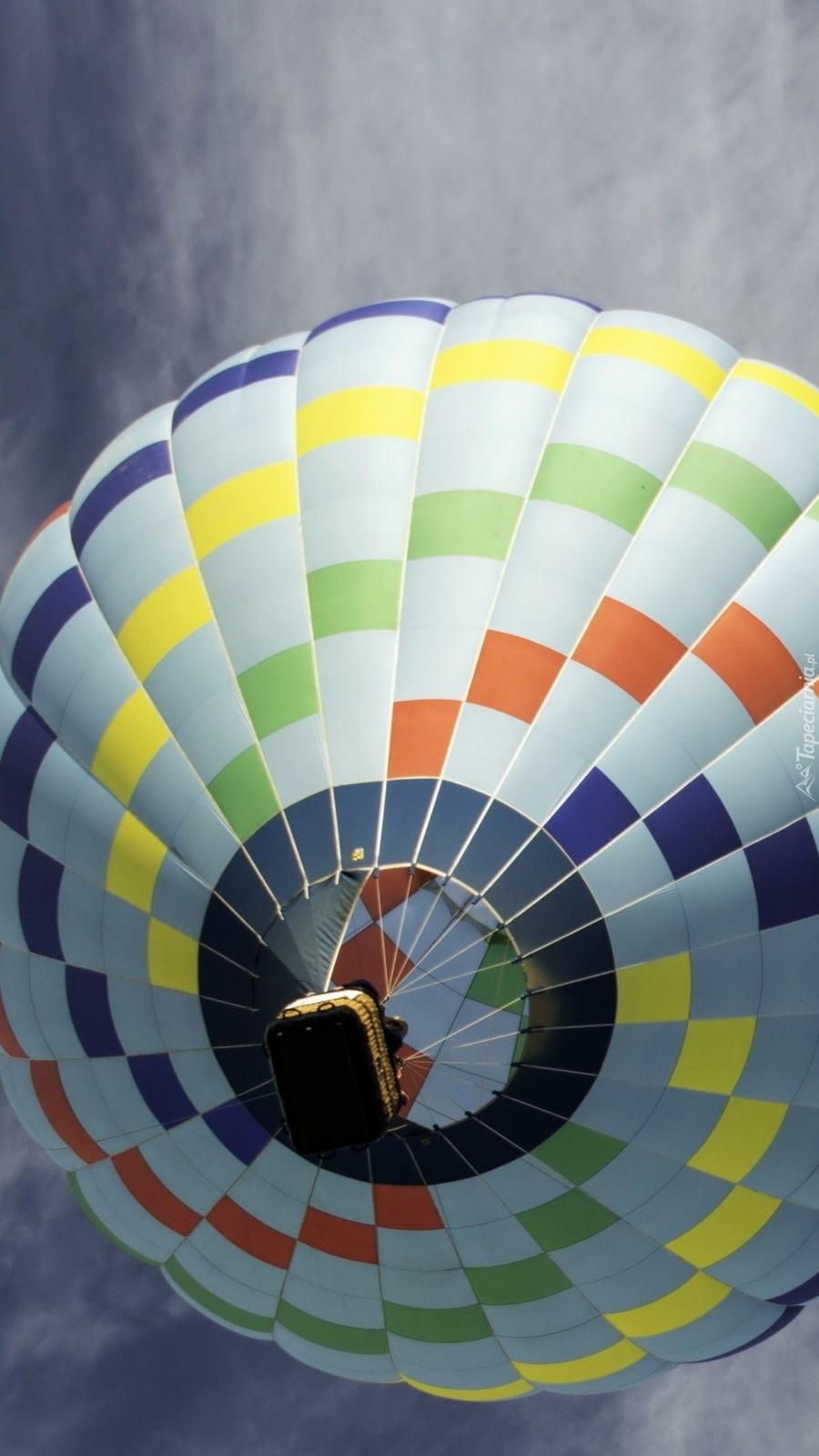 Balon w przestworzach