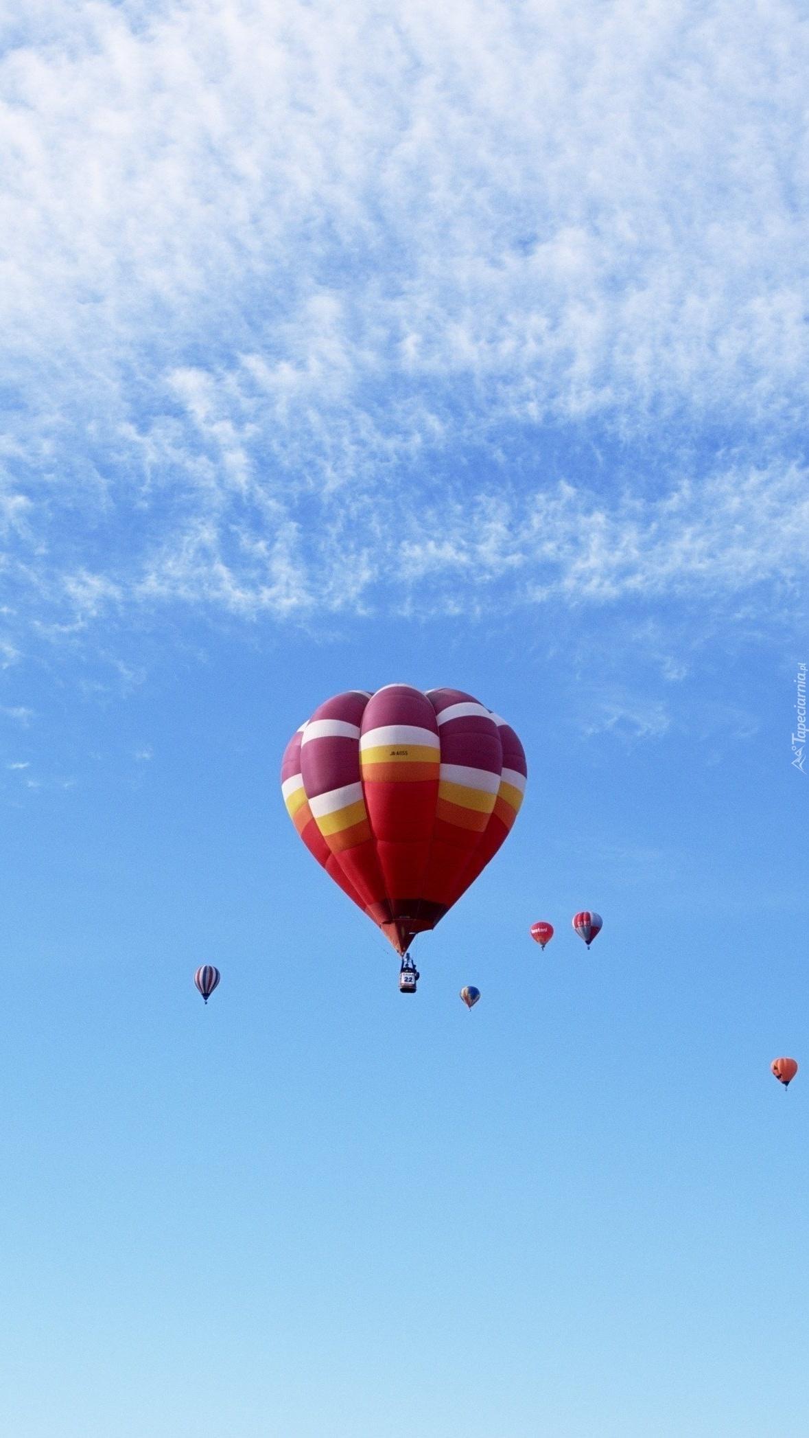 Balonem do chmur