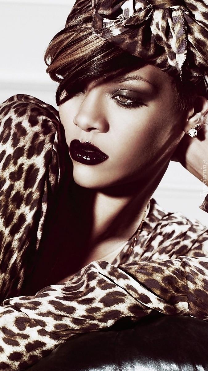 Barbadoska piosenkarka Rihanna