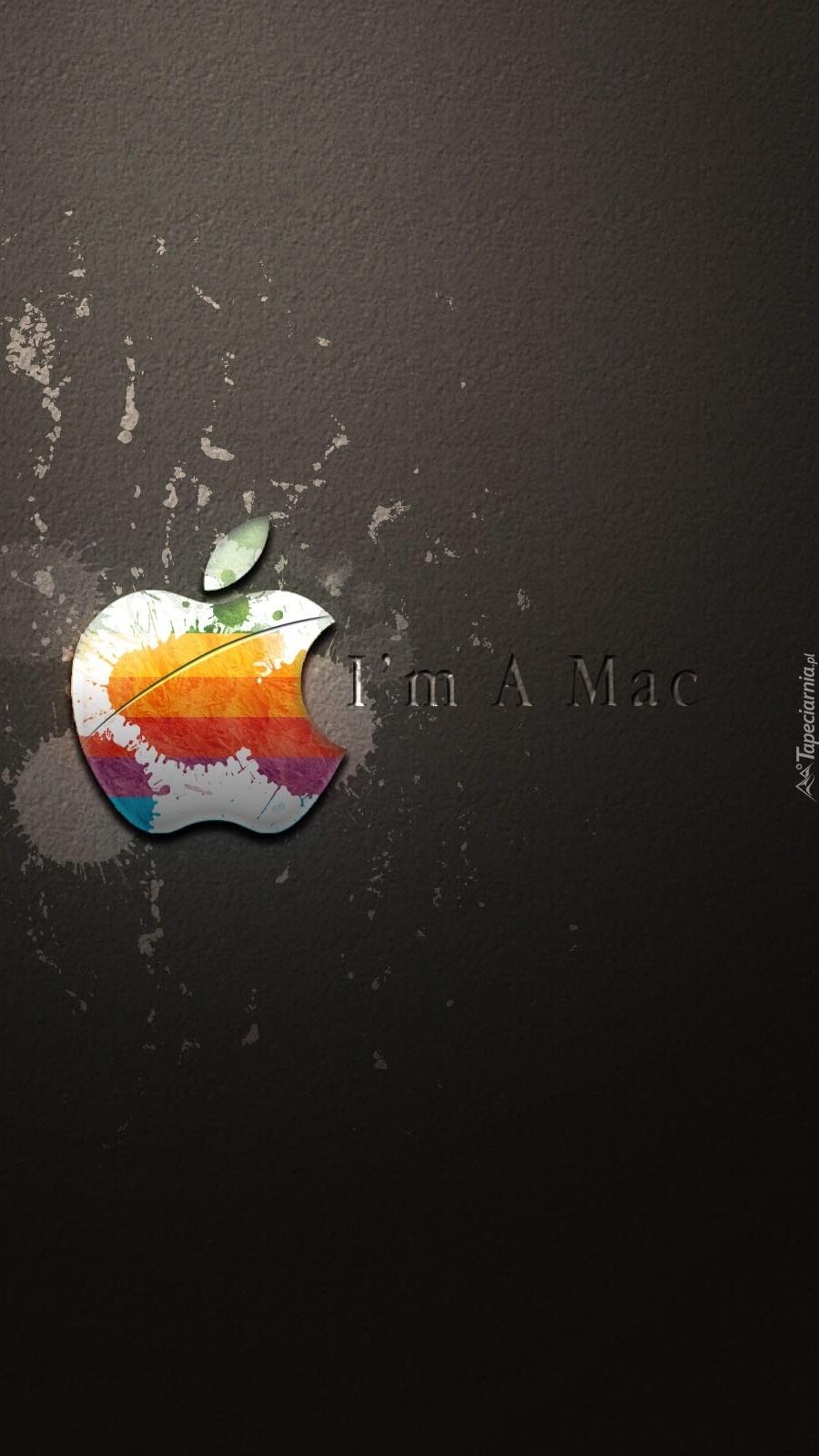 Barwne Logo Apple