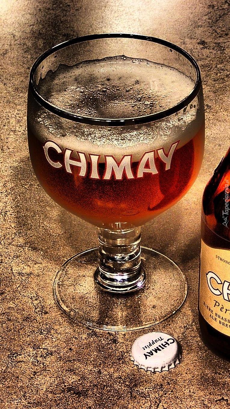 Belgijskie piwo Chimay