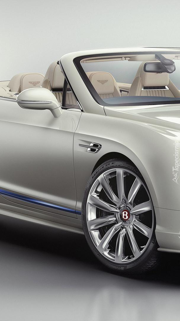 Bentley Continental GT Cabrio przodem