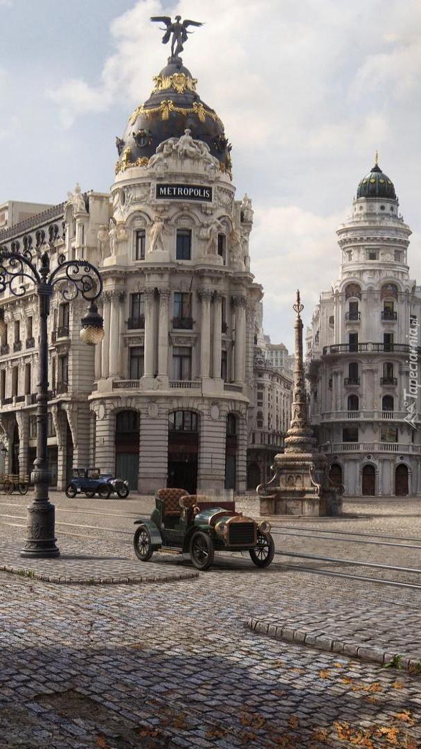 Biurowiec Metropolis w Madrycie