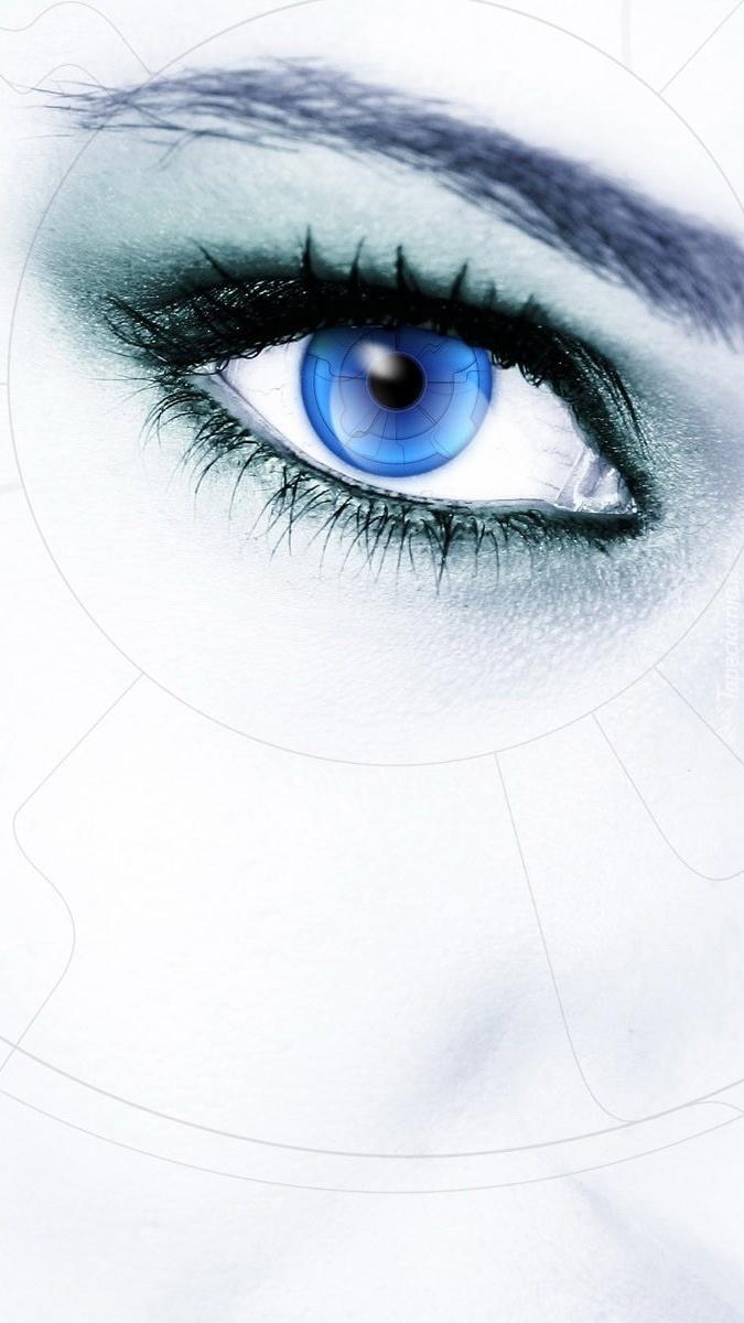 Błękitne spojrzenie