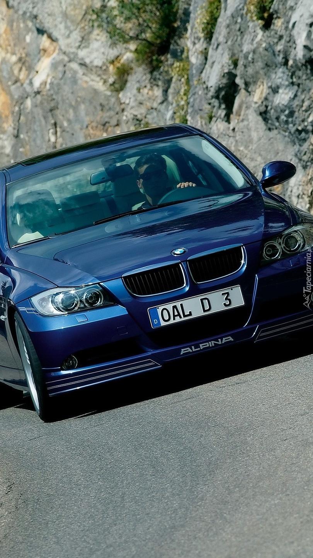 BMW E36 na drodze
