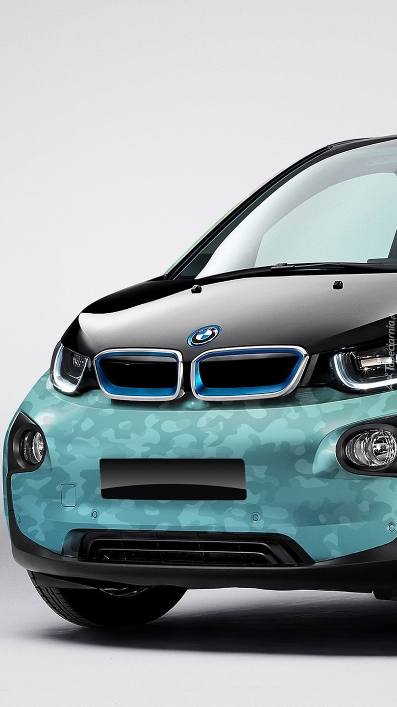 BMW i3 Coachella