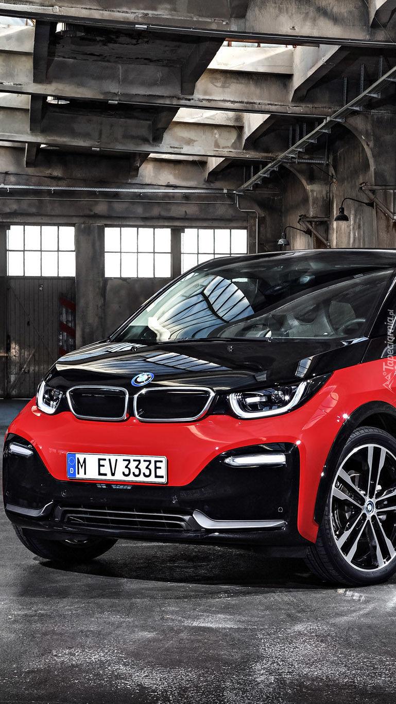 BMW i3 przodem