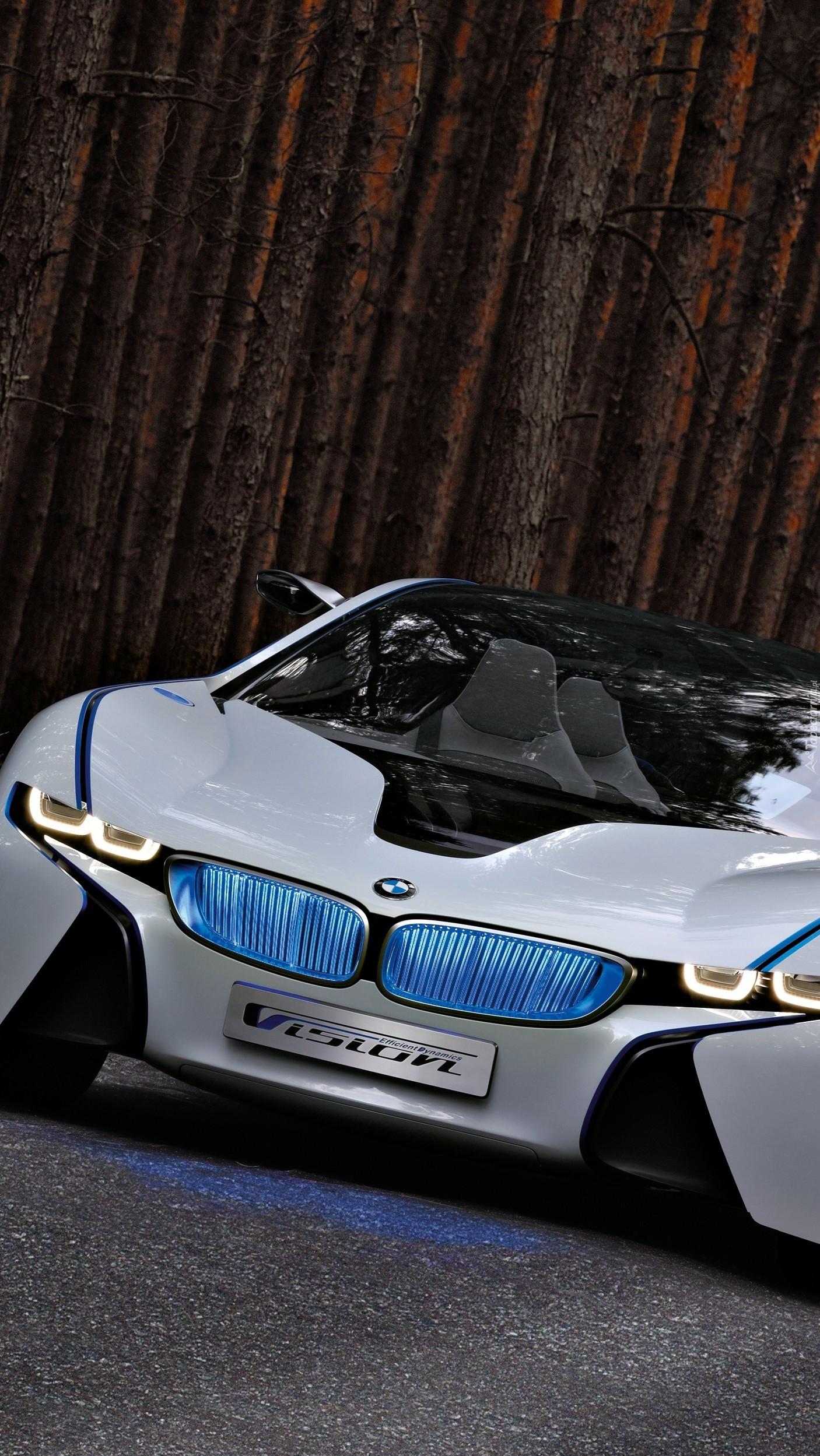 BMW i8 Coupe przodem
