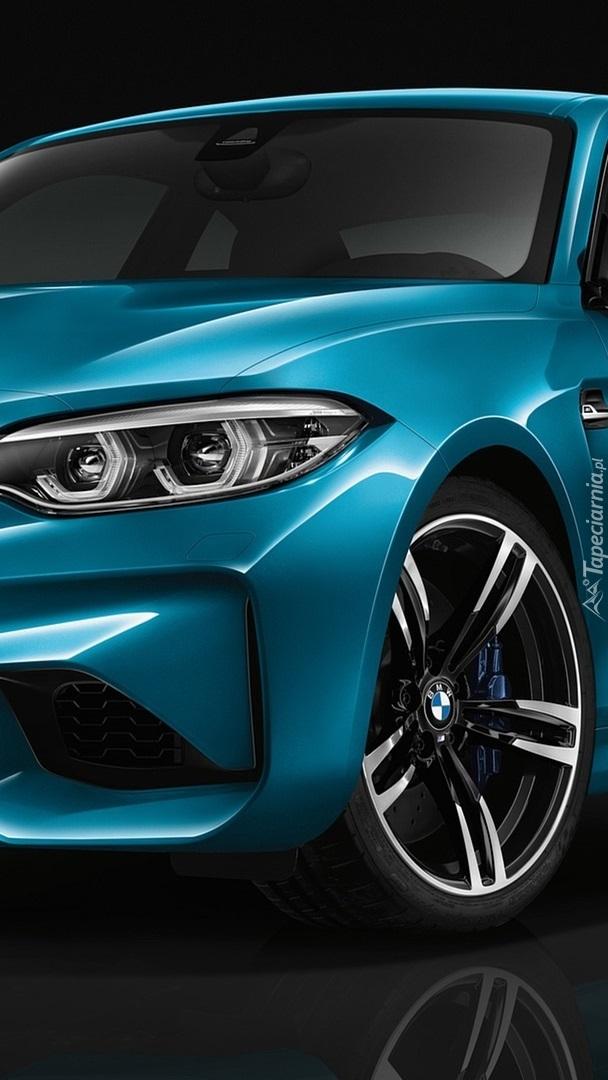 BMW M2 Coupe Long Beach Blue 2016