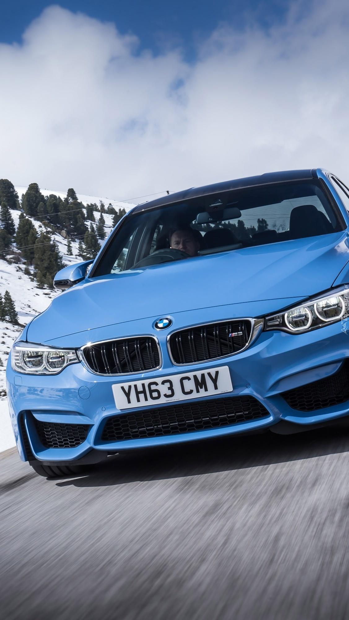 BMW M3 Ringi