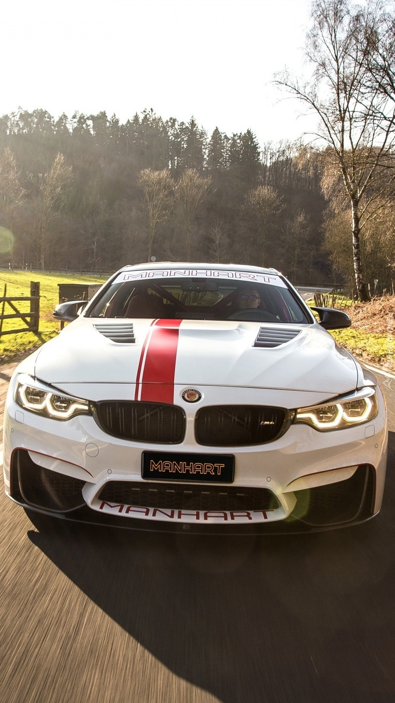 BMW M4 MH4 550