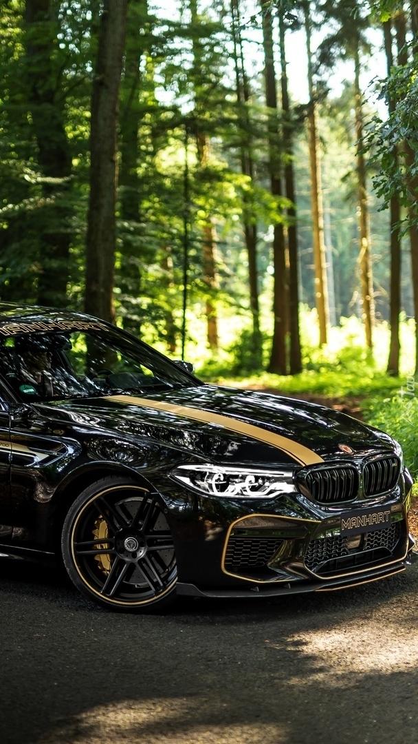 BMW M5 F90 Manhart