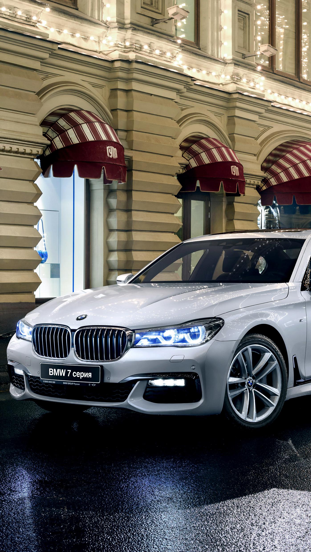 BMW M7 G12
