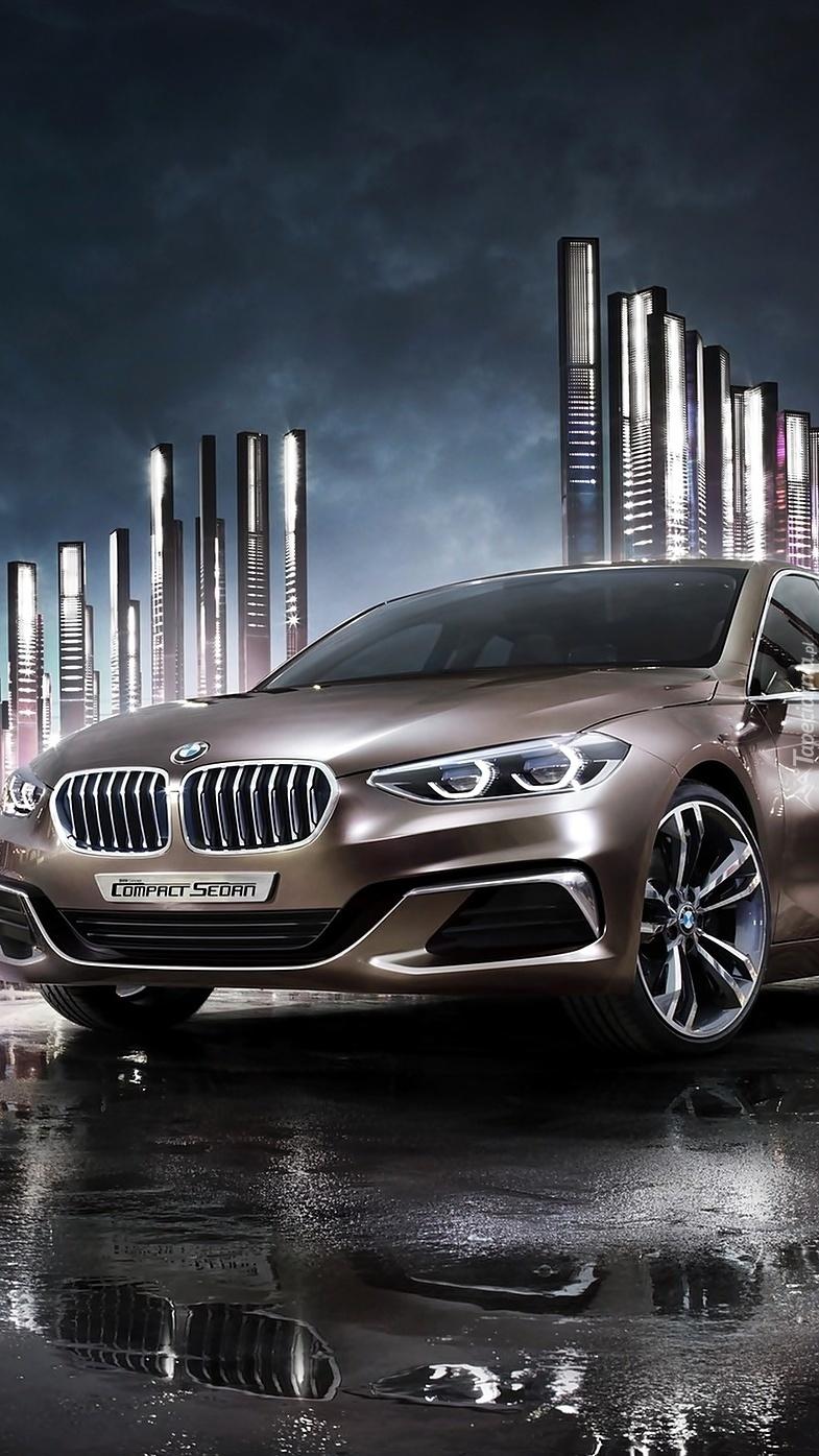 BMW Sedan Concept