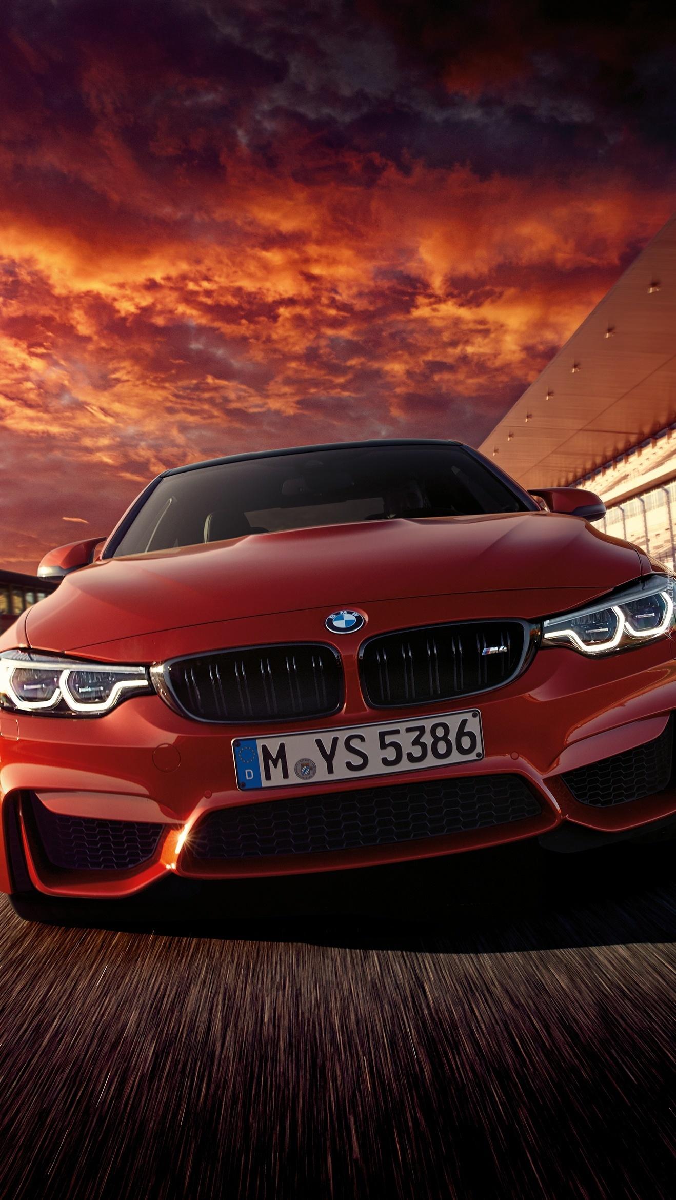BMW w drodze