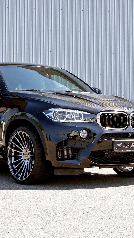 BMW X6 F86 Hamann 2015