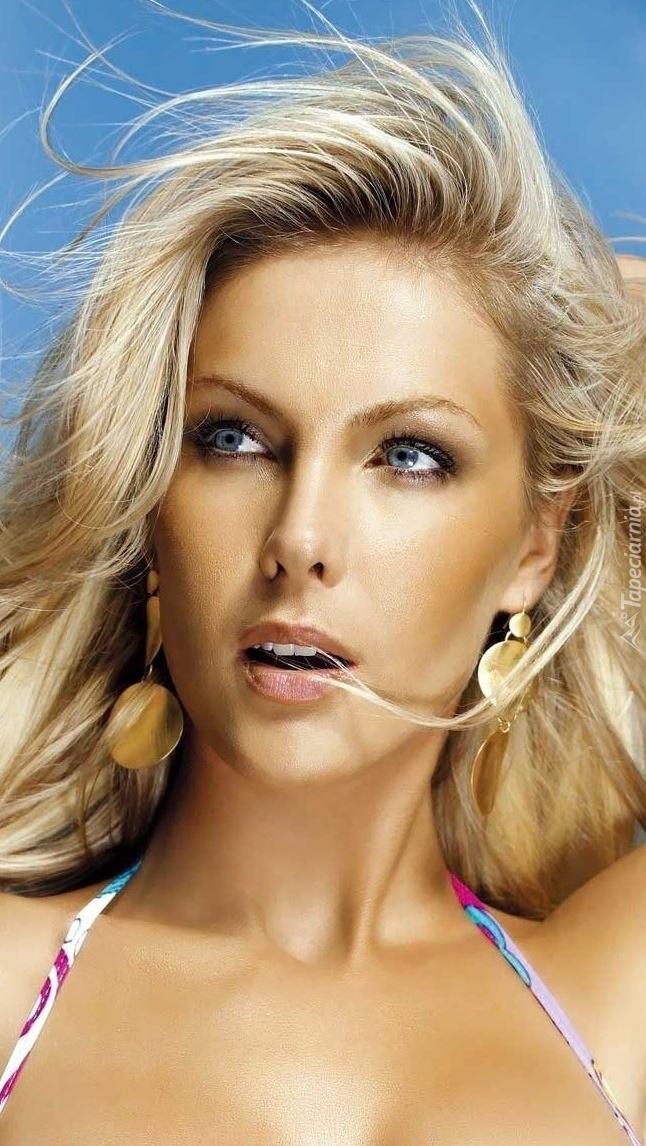 Brazylijska modelka  Ana Hickman