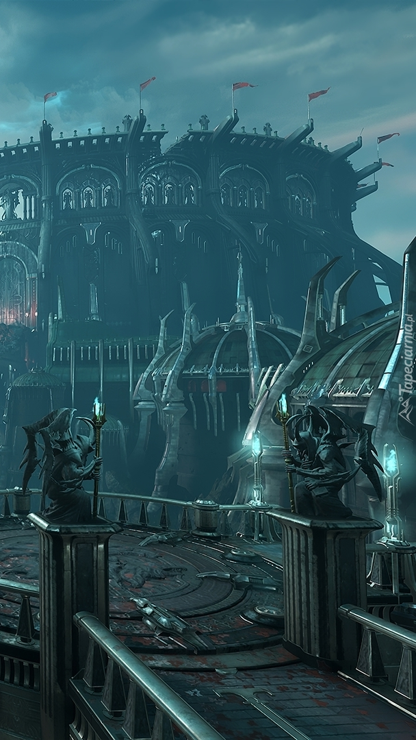 Budowla z gry Doom Eternal