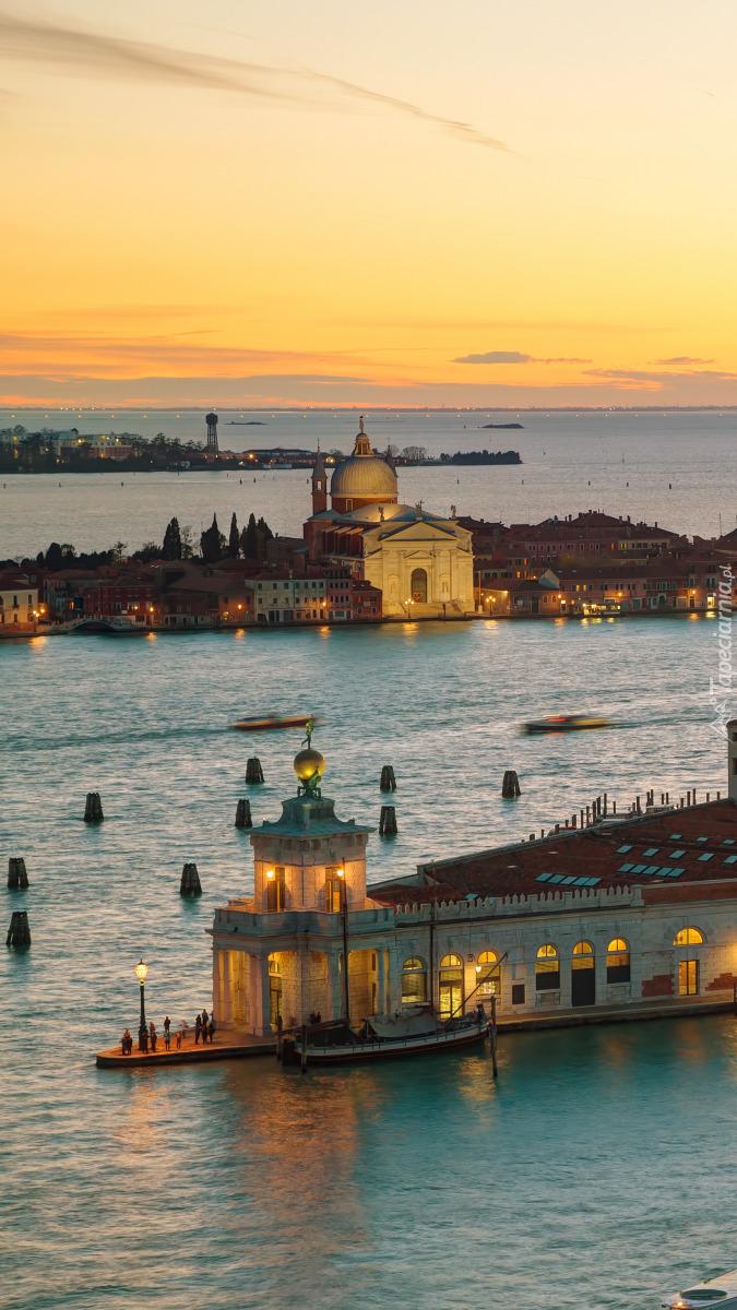 Budowle w Wenecji
