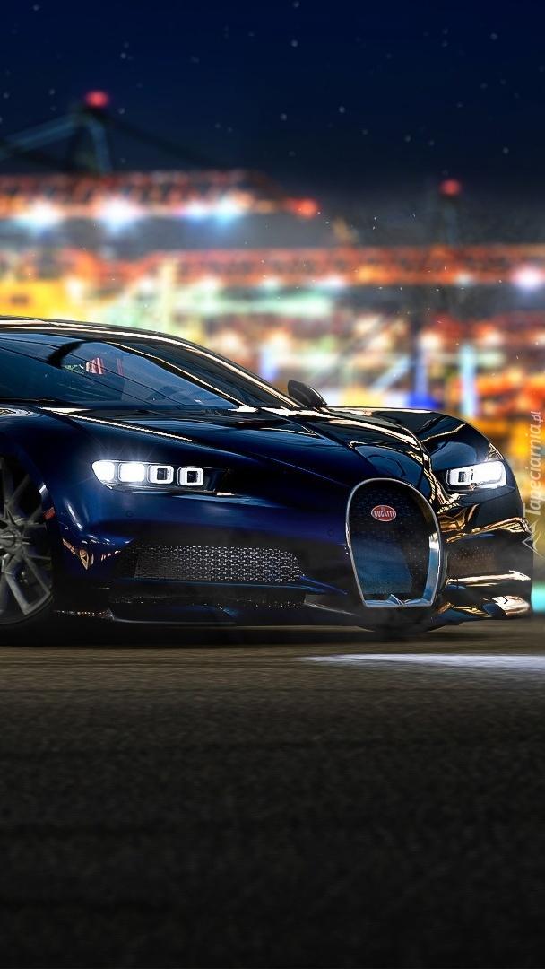 Bugatti Chiron z gry Forza Motorsport