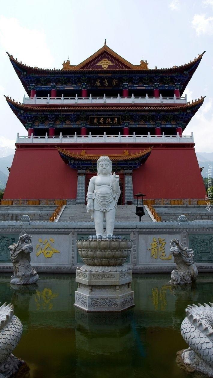 Byddyjska świątynia